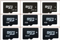 Wholesale Real Capacity 4GB 8GB 16GB 32GB Micro Sd Card TF Memory Card  High Quality Free Shipping