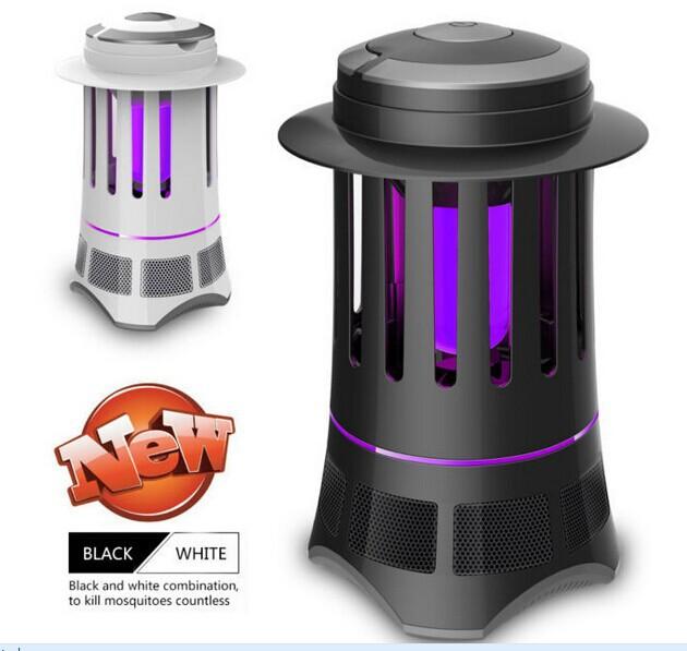 2014 nova LED inalar elétrica interior assassino do Mosquito lâmpada inseto Bug Pest Fly controle lâmpada Mosquito fotocatalítico(China (Mainland))