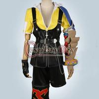 Custom Made Final Fantasy10 Tidus Cosplay Anime Cosplay Costume