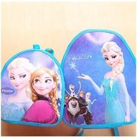 Elsa Anna  Backpack Children Nylon School Backpacks Cartoon Cosplay  School Bags for Teenagers Girls Free Shipping