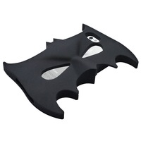 Hot Sale! Batman mask shell silicone protective cover ForiPhone 5 5S Mobile Phone cases--Free shipping