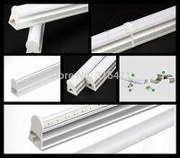 30Pcs/lot 15W 2835 smd T5 led integration tube lamps 85-265v t5 led tube light  90cm T506