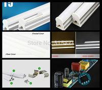 100Pcs/lot integrated led tube T5 90cm 15W 90cm led fluorescent light lamp bulb lighting T506