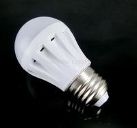 Led induction bulbs light 2w/3w/5W/7w 220V Led sensor bulb lamp voice-activated and light sensor led bulb E27 White/warm white