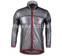 2014 men outdoor sports Waterproof Pack rain cycling bike bicycle running Jacket coat raincoat jersey windproof cycling clothing