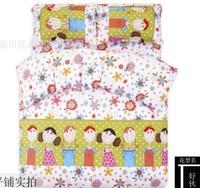 children designer home textile duvet cover bedding queen size bed