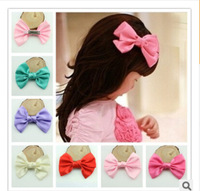 Sequin Hair Bow Boutique Hair Bows With Clips For Girls Children accessories