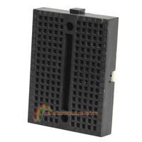 R1B1 Mini Nickel Plating Breadboard 170 Tie-points for Arduino Shield Black