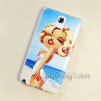 100pcs/lot Customized Designs UV printing Soft TPU Phone Case for Samsung Galaxy Note 3 DHL free shipping!