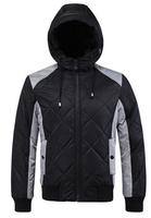 2014 New Design Men's coat  Winter overcoat Outdoors Jacket  Thick Warm Fashion Coat   MWM466