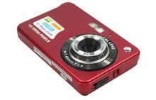 Professional DC-K09 HD 16MP 2.7-inch TFT LCD Screen Digital Camera 4X Digital Zoom Anti-shake Video Camcorder(China (Mainland))