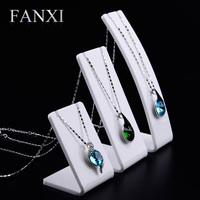 Free Shipping white porcelain necklace display jewelry display jewelry holder necklace display holder Medium size