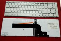 New for Dell Inspiron 17 7000 Series 7737 US Laptop Keyboard Sliver Backlit