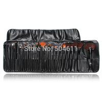 Free Shipping YiTao(TM)  32pcs Cosmetic Makeup Hair Brushes Professional Cosmetic Makeup Brushes Set Kit