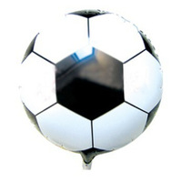 25PCS NEW 18inch Football Foil Balloons Birthday Party Decoration Balloon Cartoon Helium Balloons Child's Holiday Gifts
