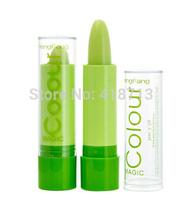 Dropship 12pc/box Green Lipstick Magic colour Temperature Change Color  lip balm Gift  Wholesale