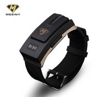 2014 New High Quality Watch BT Bluetooth Watch Mic Call Vibration Fashion Bluetooth headset Freeshipping