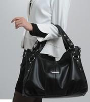 Real leather cowhide tassel hand the bill of lading shoulder inclined shoulder bag Joker leisure female bag