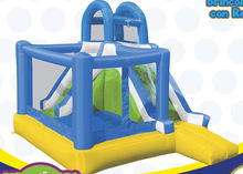 Inflatable Bouncer House+Free shipping charge(China (Mainland))