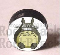 Cartoon designs screw ear  plug Guage plug  flesh tunnel body jewelry mixing sizes LG147054