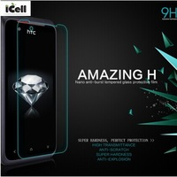 Original NILLKIN Amazing H Nano anti-burst Tempered Glass Screen Protector Film For HTC Desire 210 , 10PCS/LOT free shipping