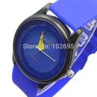 NEW Fashion Brand Sport Men& Women Watch Silicone Diving Waterproof Dress Watch Clocks Military Quartz Wristwatch Jelly Watches