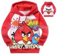 2014 New Arrive children clothing cartoon boys and girls hoodie fleece jacket autumn brand kids outerwear retail free shipping