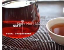 Hot Sale Black Tea Flavor Pu er Puerh Tea Chinese Mini Yunnan Puer Tea Gift Tin