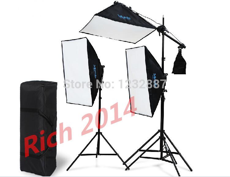 Professional Photography Photo Studio Lighting Kit(China (Mainland))