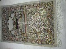 Prayer Rug Traveling Islamic Prayer  118*70cm Mat Muslim Prayer Rug(China (Mainland))