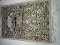 Prayer Rug Traveling Islamic Prayer  118*70cm Mat Muslim Prayer Rug