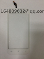 100% New Original  For Explay Golf Touch Screen White Color Free Shipping