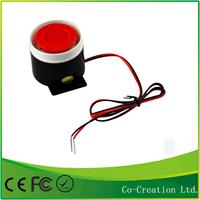New Coban Car GPS Tracker Accessories Small alarm siren for gps303c gps303d gps303f gps303g gps304a gps304b Rastreador