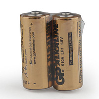 910A 1.5V High Capacity Alkaline Battery - LR1 (2-Package)  Free Shipping