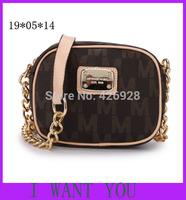 2014 New arrival fashion ladies handbags, leather shoulder bag woman handbag, chains pack!! Easily easy style,jet set travel