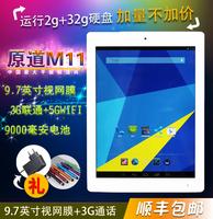 Hot sales,in stock, window/vido M11 16GB WIFI , 9.7inch Retinal, 16GB quad-core, call as phone,window/vido tablets,free shipping