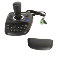 New 3D PTZ keyboard joystick controller with LCD Monitor for ptz camera EDS-3DK03 FREE SHIPPING