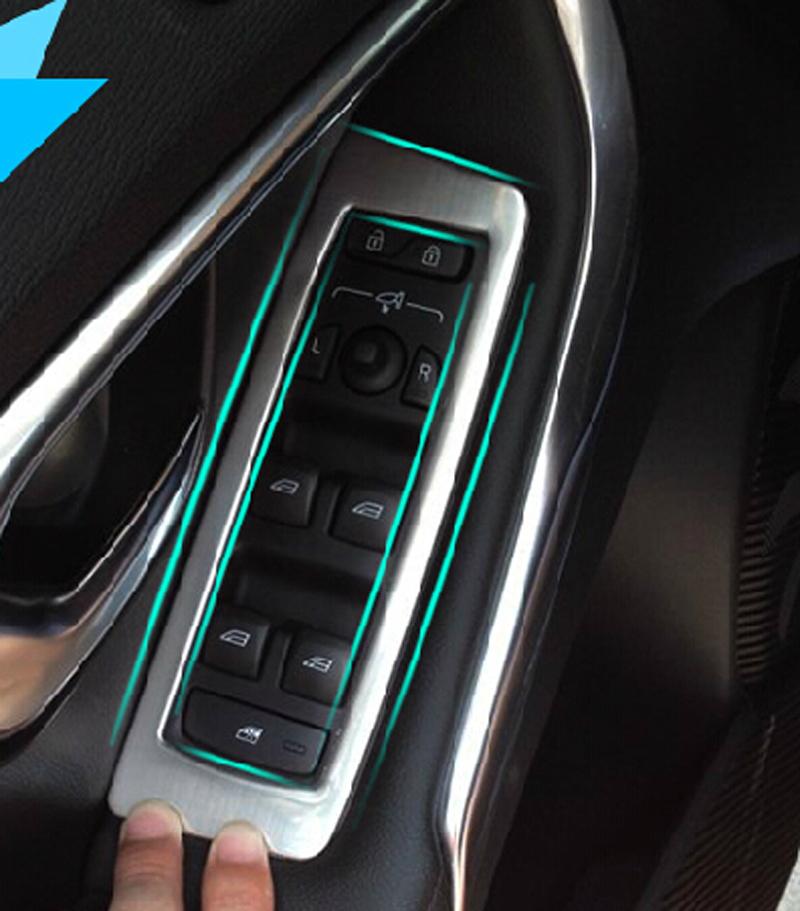 Window Switch Inserts Trim for VOLVO V40 V40 Cross Country 2013 2014