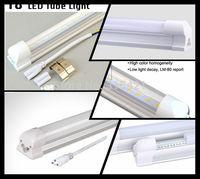 30Pcs/lot 15W T8 Integration led Tube light 900mm SMD2835 1500lm aluminum alloy tube T509