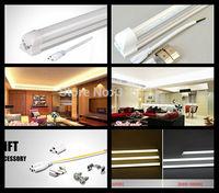 60Pcs/lot led tube light 20W LED T8 1.2 meter, 1800LM Integrated fluorescent tubes,LED fluorescent lamp T508