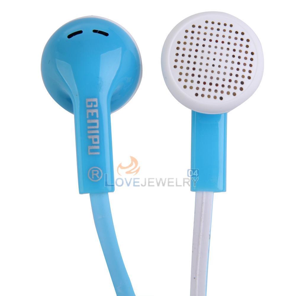 LY4# GENIPU GNP-83 Hi-Fi Stereo Earphone 3.5mm for Samsung Apple PC HTC MP3 MP4(China (Mainland))