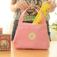 New still Paris diary cute lunch bag / hand bag / storage bag