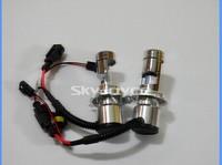 Free shipping 35W/55W auto xenon headlamps telescopic H4-3 lamp light one distance 2011 belt line