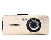 "Free Shipping Dual Lens Car DVR Camera AT950 Full HD 1920*1080p 2.7""LCD 148 Degree Wide Angle Video Recorder Car DVR Camcorder"