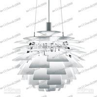LLFA27  Dia 48cm Modern Fashion PH Artichoke Lamp Design By Poul Henningsen Pendant Lamps Droplight Lights Lighting Chandelier