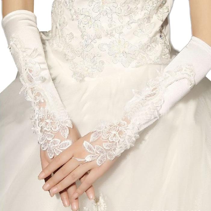 Свадебные перчатки easTJK384