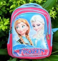 new fashion Frozen kids school bag for Girls, cartoon  children's bag Girls backpack