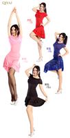 Hot 2014 Yoga clothes set dance clothes sports workout clothes plus size square dance clothes