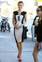 2014 Summer Fashion Sleeveless Dress Women's Pencil Dress V-neck Casual Sexy Dress