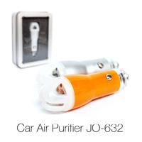 Colorful Ionizer Car Air Purifier (Metal box packing)